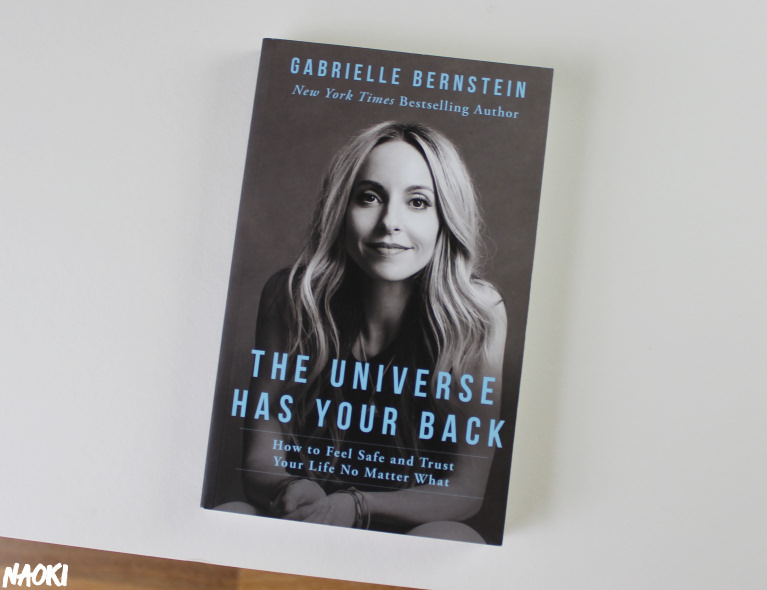 Inspirerend boek: The Universe has your back
