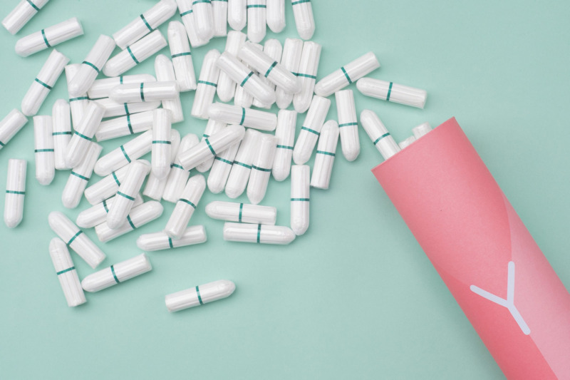 Een artikel over menstruatie